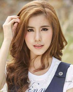 Asian Celebrities, Celebs, Thai Model, K Idol, Girl Crushes, Gorgeous Women, Cute Girls, Actors & Actresses, Handsome