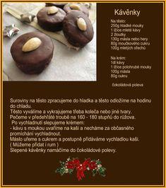 Christmas Candy, Christmas Baking, Christmas Cookies, Czech Recipes, Something Sweet, Graham Crackers, No Bake Cake, Bon Appetit, Sweet Recipes
