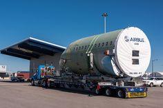 Airbus a început producția de aeronave A320 la fabrica Mobile, SUA