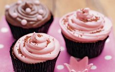 Ina's chocolate cupcakes