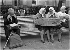 Everyday life in the late USSR on photos by Vladimir Rolov - 2