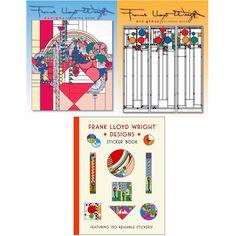 Frank Lloyd Wright Activity Set