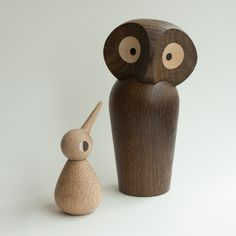 Smoked Owl by Paul Anker #architectmade #danishdesign