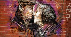 Manchester street art draws attention to social issues – in pictures | UK news | The Guardian