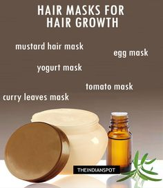 Best 5 natural hair masks for hair growth