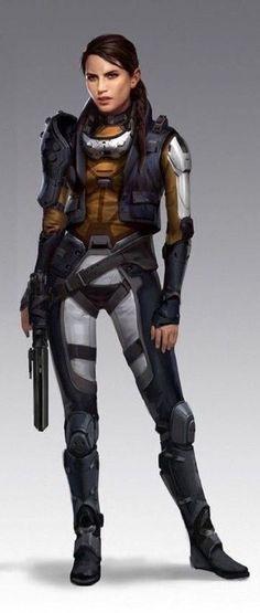 Kira Highfall | Star Wars Roleplay Amino Amino