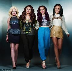 Little Mix star Jesy Nelson explains why she won't diet as Perrie ...