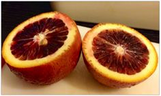 Food of the Month: Blood Oranges
