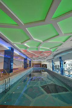 Diseño de piscinas modernas by masquetechos, via Flickr