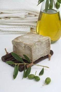 Olive Oil Soap Recipe
