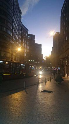 Medio de transporte, movilización urbana