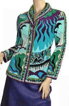 Emilio Pucci Vintage Dresses On Sale Fashion Pucci Vintage Pucci