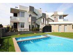 Bungalow obra nueva llave en mano en Doña Pepa Alicante Costa blanca | 2 Habitaciones |