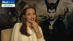 Angelina Jolie promotes film Maleficent in Shanghai wearing the famous Christian Louboutin shoes | Mail Online
