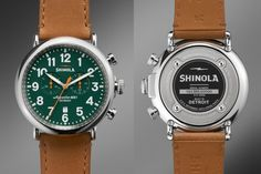 Shinola Watches Detroit