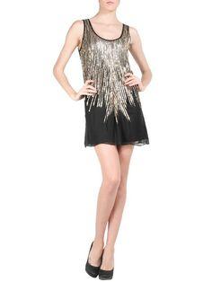 Abito #sequi #chiffon #ray #dress