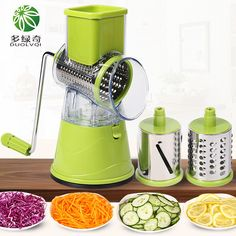 Cheap manual vegetable cutter, Buy Quality vegetable cutter directly from China slicer tool Suppliers: DUOLVQI Manual Vegetable Cutter Slicer Kitchen Accessories Multifunctional Round Mandoline Slicer Potato Cheese Kitchen Gadgets Kitchen Utensils, Kitchen Tools, Kitchen Gadgets, Kitchen Appliances, Kitchen Dining, Cooking Gadgets, Kitchen Products, Wine Gadgets, Kitchen Strainer