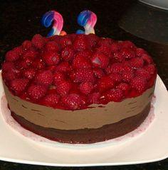 Bday cake (aka Čokomalina:)))