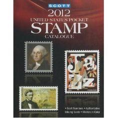 Scott 2012 United States Pocket Stamp Catalogue