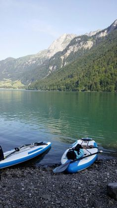 Picnic stop on Klöntalersee, Switzerland Four Square, Switzerland, Boat, Places, Beautiful, Dinghy, Lugares, Boats