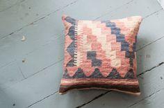 Turkish Kilim pillow - Raleigh