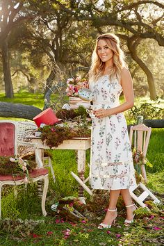 Lauren Conrad's Alice in Wonderland inspired Kohl's collection