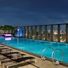 Hotels with pools | Harper's Bazaar