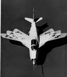 June 20, 1951: First flight of the Bell X-5; first aircraft with swing wings flies for 30 min at Edwards, California.