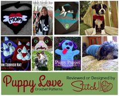 Puppy Love - Crochet