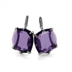 amethyst earrings that we absolutely adore #amethyst #jas #dubai #luxury