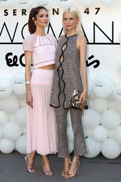 Eugenia Silva and Poppy Delevingne Fashion Line, Love Fashion, Girl Fashion, Winter Fashion, Poppy Delevingne, Looks Chic, Red Carpet Looks, Short, Her Style