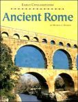 Ancient Rome  by  Muriel L. DuBois, Richard Saller (Consultant) Age Range: 8-14 years old  This book focuses on giving a brief overview of the culture of Ancient Rome.  It would be helpful in helping you determine what areas you want to focus your articles on.  There are also many great pictures in this book that you can use.