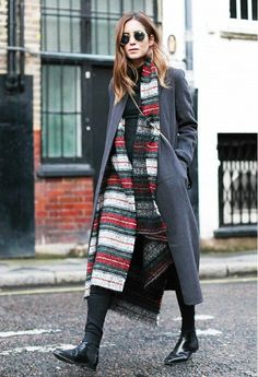Style Guides: How to Wear: Extra Long Coats