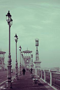 Stanley Bridge, San Stefano, #Alexandria #Egypt Egypt Travel, Africa Travel, Egypt Tourism, Old Egypt, Ancient Egypt, Places In Egypt, Modern Egypt, Alexandria Egypt, Alexandria City