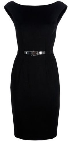 Ralph Lauren Irina Dress. Perfect little black dress.