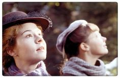 Anne Shirley Blythe [Anne of Avonlea]: Growing up without losing your exuberance for life.