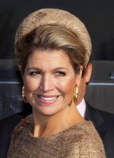 Dutch Queen Maxima opens the new CONO Cheesemakers factory in Westbeemster, The Netherlands, 13.11.2014.