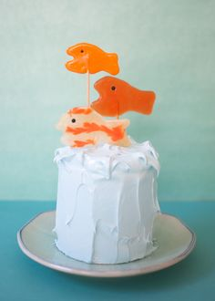 Fish Pops for a Summer Party! — super make it