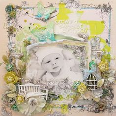 Prima Pixie Glen collection Gorgeous Designs with Stacey Young!