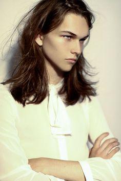 Model Bryce Jamison at DNA Models by Easton Schirra