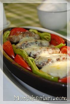 Güveçte Kaşarlı Köfte Tarifi   Mutfak Sırları - Yemek Tarifleri