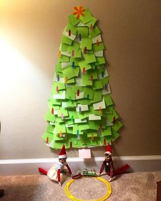 Elf on the Shelf has become a fun holiday tradition the whole family can enjoy. But while you may love seeing how happy your kids get when they find their Elf On The Self, The Elf, Holiday Fun, Holiday Decor, Festive, Shelf Inspiration, Christmas Elf, Christmas Things, Kids Calendar
