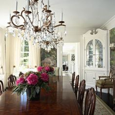 Love The Table Dining Room CabinetsCorner
