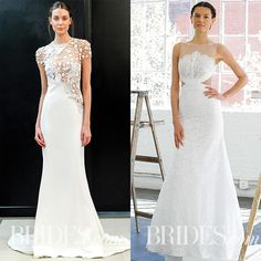 The Top 16 Wedding Dresses from Bridal Fashion Week   Brides.com