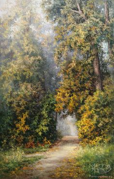 Burmakin Yevgeniy - 'Autumn Palette'