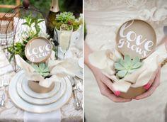 Wedding. Mimos para os convidados.