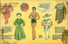 JACKIE ORMES (1911-1986), FIRST AFRICAN-AMERICAN FEMALE CARTOONIST