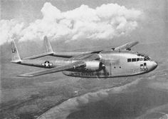 "C-119 ""Flying Boxcar"""