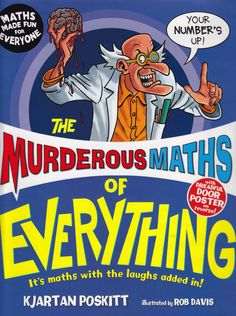 This book is for those students who would rather read, A math book series that engages them in math concepts AND afterwards, they might even try some of the challenges in the books out.