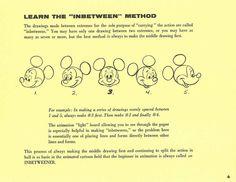 Page #6 | Walt Disney's - Tips on Animation - Inbetween